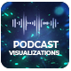 Podcast Visualizations - VideoHive Item for Sale