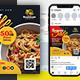 Food Social Media Post & Flyer Templates