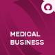 Medical Business Banner Set