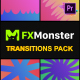 Colorful Transitions | Premiere Pro MOGRT