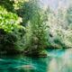 blue lake in switzerland - PhotoDune Item for Sale