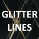 Glitter Gold Lines | Award Titles - VideoHive Item for Sale