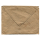 front view of old closed aged paper envelope isolated on white - PhotoDune Item for Sale