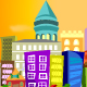 Sunshine City - GraphicRiver Item for Sale