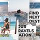 Travelnia Puzzle Instagram Feed