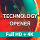 Technology Opener - VideoHive Item for Sale