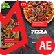 Delicious Food Menu Promo - Top View - VideoHive Item for Sale