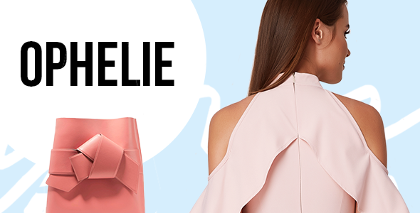 Ophelie - Fashion Shop Theme