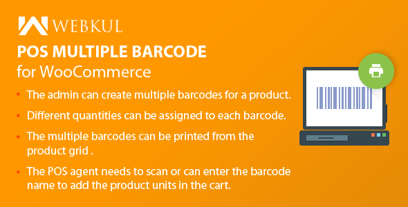 Download WooCommerce POS Multiple Barcode Free Nulled