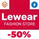 Lewear - Fashion eCommerce Design Magento Theme