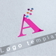 Alopixel Media Logo Template - GraphicRiver Item for Sale