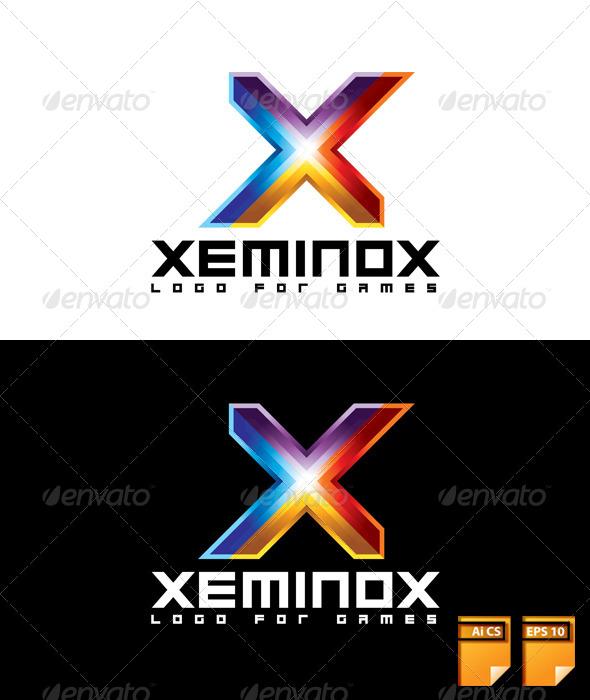 Xeminox Games Logo