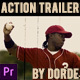 Action Trailer (Premiere Pro) - VideoHive Item for Sale