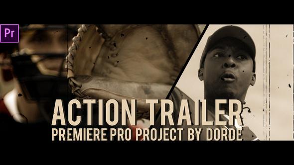 Action Trailer (Premiere Pro)