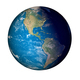 earth planet globe white background - PhotoDune Item for Sale