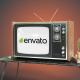 Vintage TV Logo - VideoHive Item for Sale