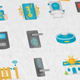 Smart Home Modern Flat Animated Icons - VideoHive Item for Sale