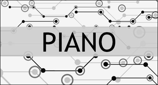 Piano by RVStudio