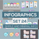 Infographics Set 24 - VideoHive Item for Sale