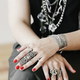 Female hands with jewelry - PhotoDune Item for Sale
