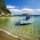 Boat in Skiathos Island - PhotoDune Item for Sale