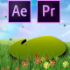 Spring and Summer - Green Earth - Premiere Pro
