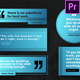 Stylish Quote Titles-Premiere Pro