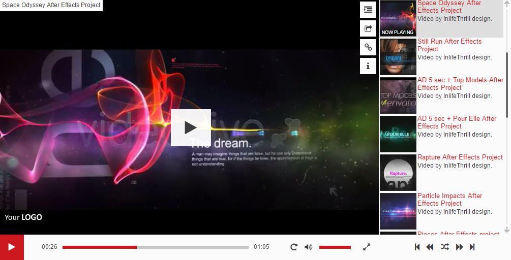 Elite Video Player ⭐ Customisable High-End Video Player ⭐ Plugin WordPress ⭐ Aug