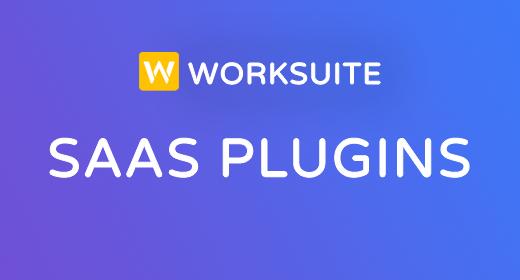 Worksuite SAAS Plugins