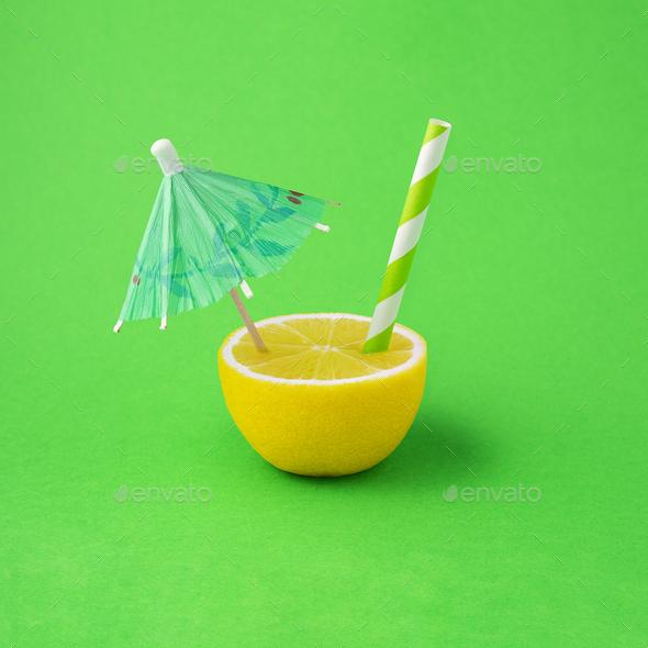 Fresh taste. - Stock Photo - Images
