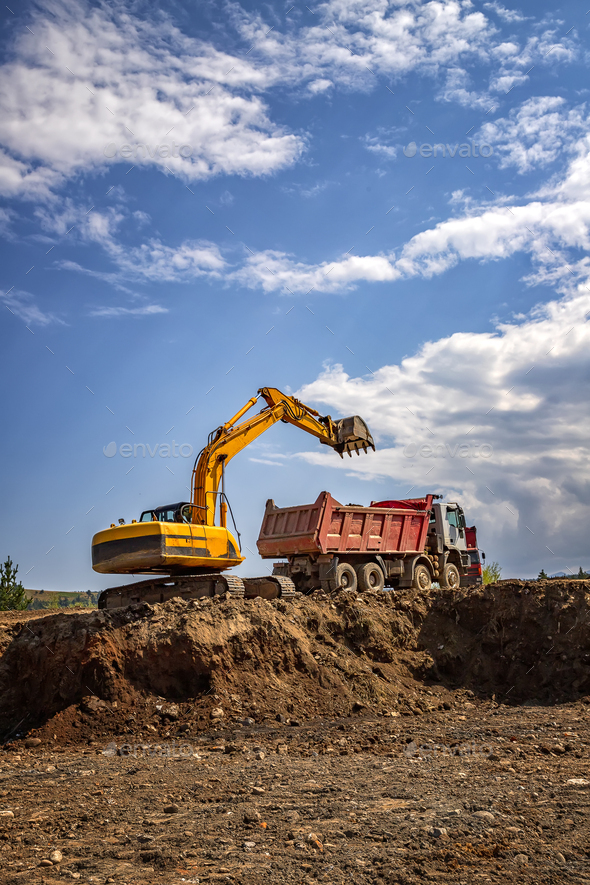 construction site - Stock Photo - Images
