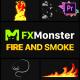 Fire And Smoke Elements | Premiere Pro MOGRT