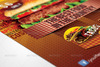03 fast food flyer template preview.  thumbnail