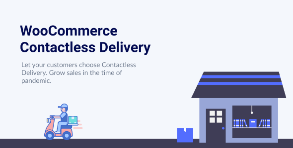 Download WooCommerce Contactless Delivery Free Nulled