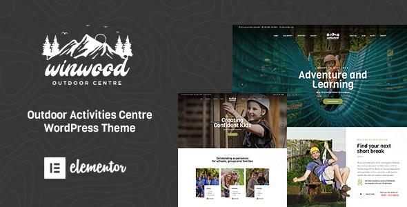 Winwood - Sports & Outdoor WordPress Theme