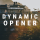 Dynamic Motion Opener - VideoHive Item for Sale