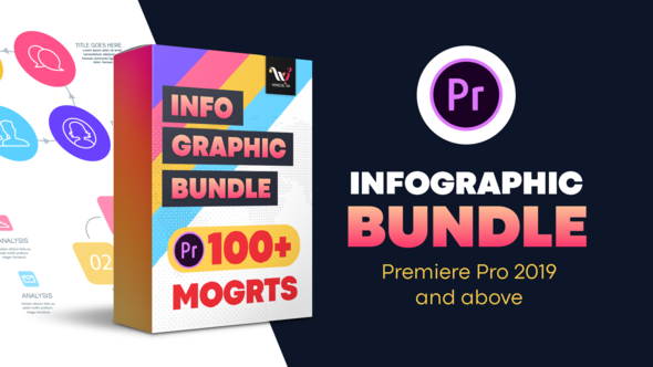 Infographic Bundle – MOGRT for Premiere Pro
