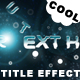Ice Cool Text Animation - VideoHive Item for Sale