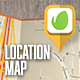Location Map - VideoHive Item for Sale