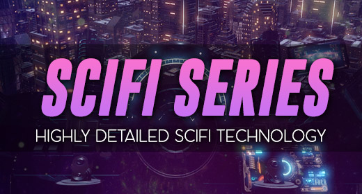 MVR - Scifi Series