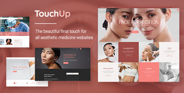 Special TouchUp - Cosmetic and Plastic Surgery Theme