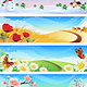 Four seasons - GraphicRiver Item for Sale