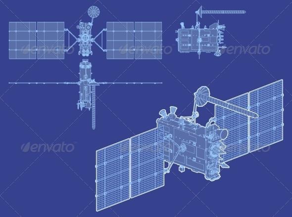 Modern Navigation Satellite - Communications Technology