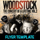 Woodstock PSD Flyer Templates Vol-2 - GraphicRiver Item for Sale