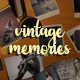 Vintage Memories Photo Slideshow - VideoHive Item for Sale