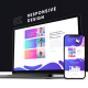 Dark Website Promo Mockup - VideoHive Item for Sale