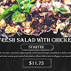 Restaurant Dishes Grunge Promo - VideoHive Item for Sale