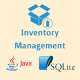 Simple Inventory management software for small stores - Java & SQLite Source Code