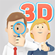 3D Characters Explainer Toolkit - VideoHive Item for Sale