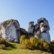 Okiennik Window Rock at Polish Jura - PhotoDune Item for Sale